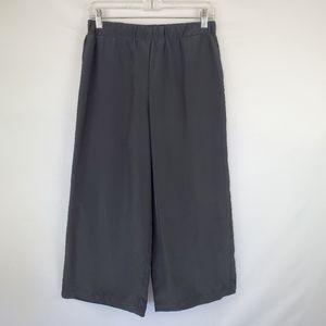 Wayf cropped wide leg pants